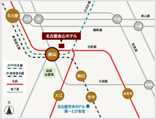 路線マップ