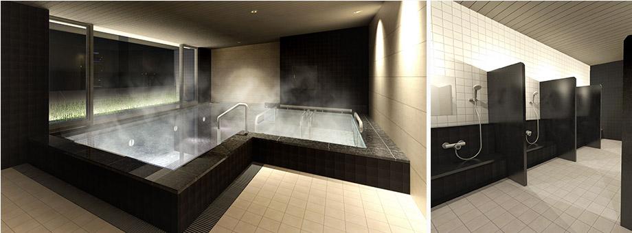 spa/大浴場