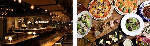 GRILL DINING「金山テラス」